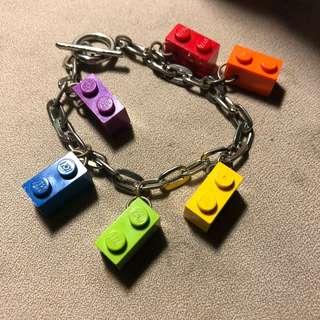樂高lego 手環
