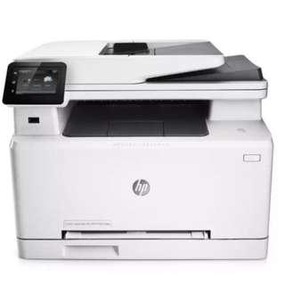 Brand new HP Laser Jet Pro M227 Fdw printer