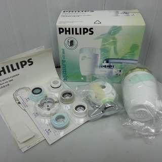 全新 PHILIPS 飛利浦 濾水器 日本製造