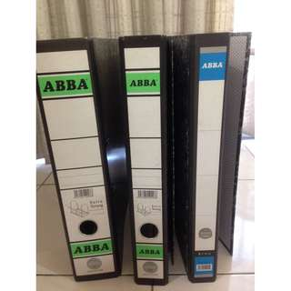 AABA Lever Arc File 2 inch.