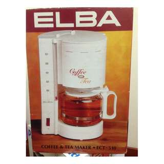 Elba Coffee & Tea Maker 510