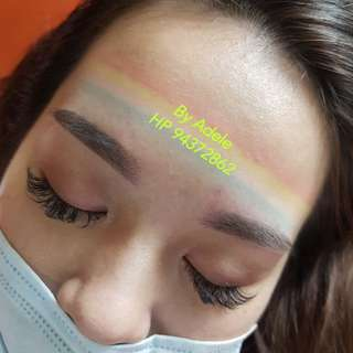 Promotion: Misty Eyebrow for Ins Influencer