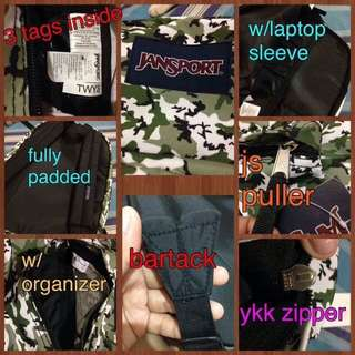 DETAILS OF OUR BAGS
