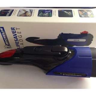 BNIB Michelin LifeSaver Gadget