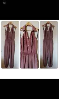 Bebe jumpsuit in large size