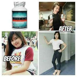LOSE WEIGHT with Luxxe Slim