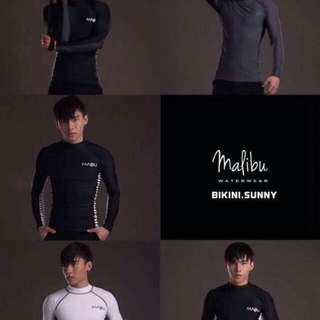LY: Men's Rashguard (Top Only)