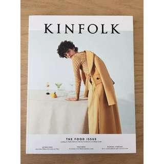 Kinfolk magazine #25 Food Issue