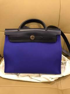 Hermes Herbag Authentic
