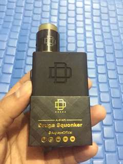Vape : Druga Squonk (100% authentic)