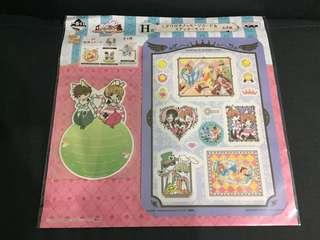 日本一番獎 百變小櫻 魔法少女櫻 便利紙