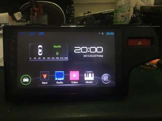"Honda jazz 2014 - 2018 9"" android player"