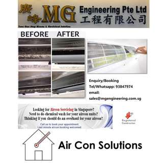 Electrical & Aircon sell/installation/repair/servicing