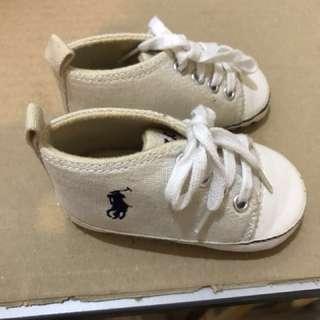 Polo Prewalker Shoes
