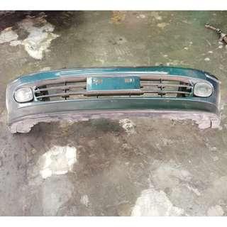 Proton Wira Front Bumper (Original)