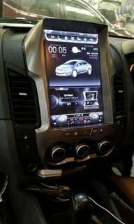 "Ford ranger T6 12.1"" big android player"