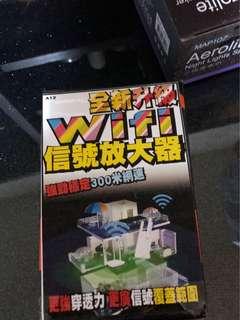 🚚 WiFi 放大器