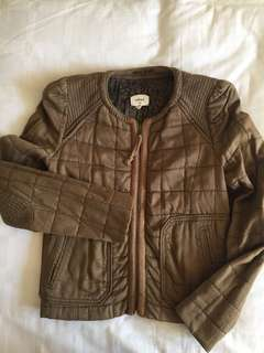 Aritzia Wilfred Dauphine Jacket