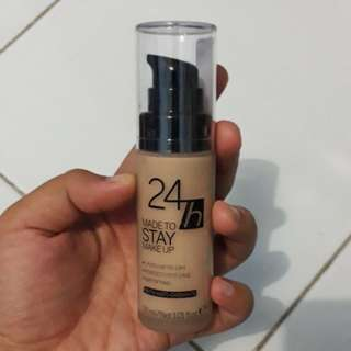 Catrice foundation 24h made stay makeup