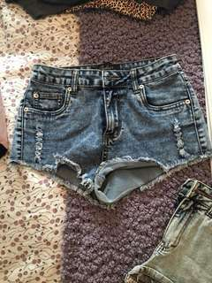 Sirens shorts size 1