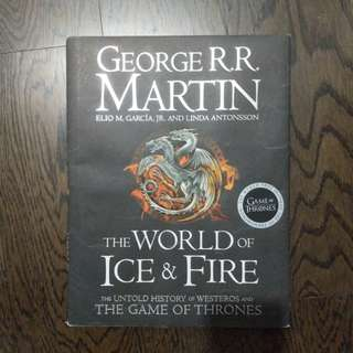 A World Of Ice And Fire: Game of Thrones