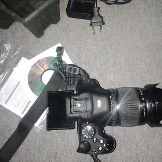 Fuji film X-S1