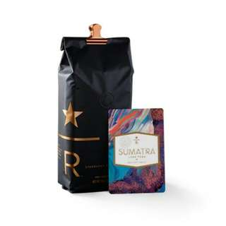 Starbucks Biji Kopi Sumatra Lake Toba Limited Edition