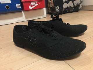 Black Closed shoes