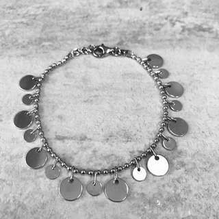 925 Italy Silver Bracelet