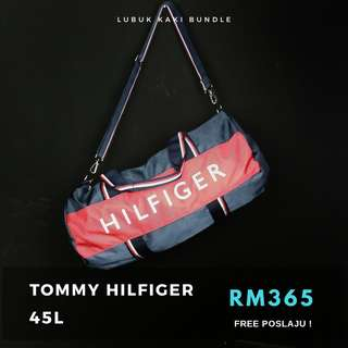 Tommy Hilfiger Duffel Bag