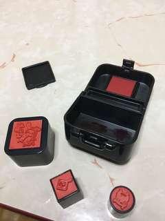 Stamp可愛印章