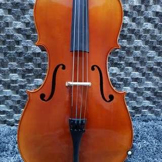 3/4 Eurostring Cello for Sale