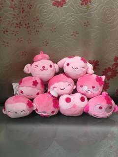 全新日本直送全套 Sanrio 公仔🎉現貨