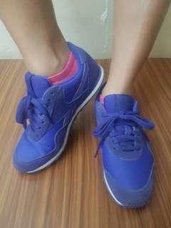 Reebok Violet Sneakers