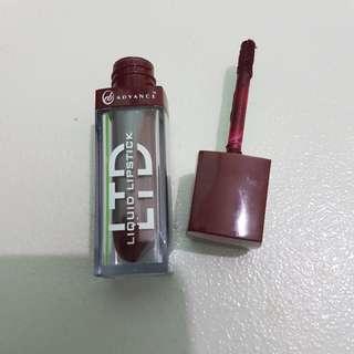 EB advance LTD liquid lipstick