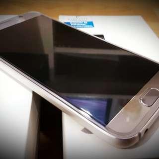 Samsung S6 Flat Gold Color (SWAP)