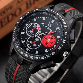 V8 SUPER SPEED WATCH