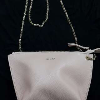 KINAZ Pink shoulder bag