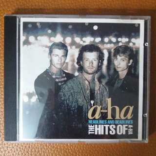 「CD」a-ha ‎~ Headlines And Deadlines - The Hits Of A-ha (1991 Europe)