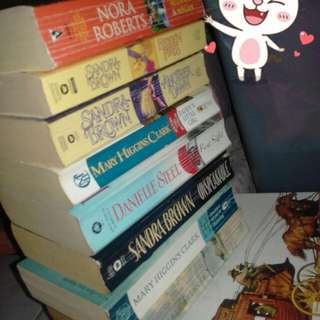 Preloved novels