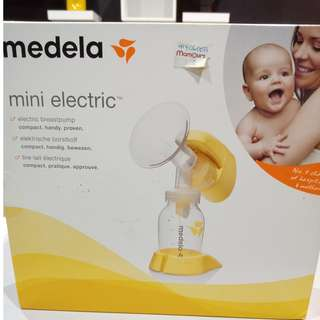 Medela Mini Electric Breast Pump (1 set)