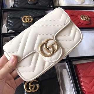 Gucci Marmont super mini