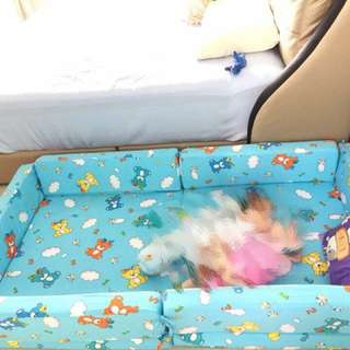 Baby matress in very good condition, used between aweek