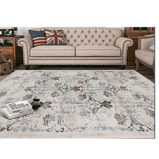 Carpet | Vinrtage American Prints Area Rug