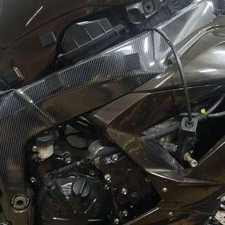 Zx6 enjin 2013