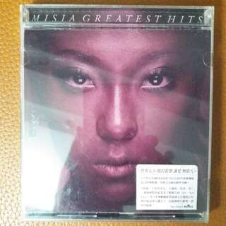 「CD」Misia ‎~ Greatest Hits (2003)