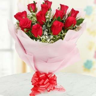 Flower Bouquet∕Hand Bouquet∕Birthday Bouquet∕Anniversary Bouquet∕Proposal Bouquet∕Graduation Bouquet - 137A
