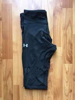 High waisted Under Armour compression leggings