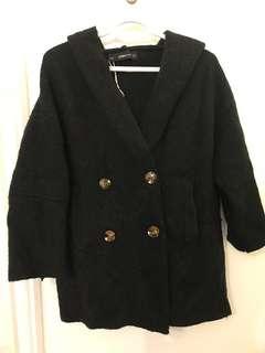 Zara Knit Jacket - Size Medium