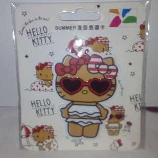 🚚 Hello kitty 造型悠遊卡--SUMMER